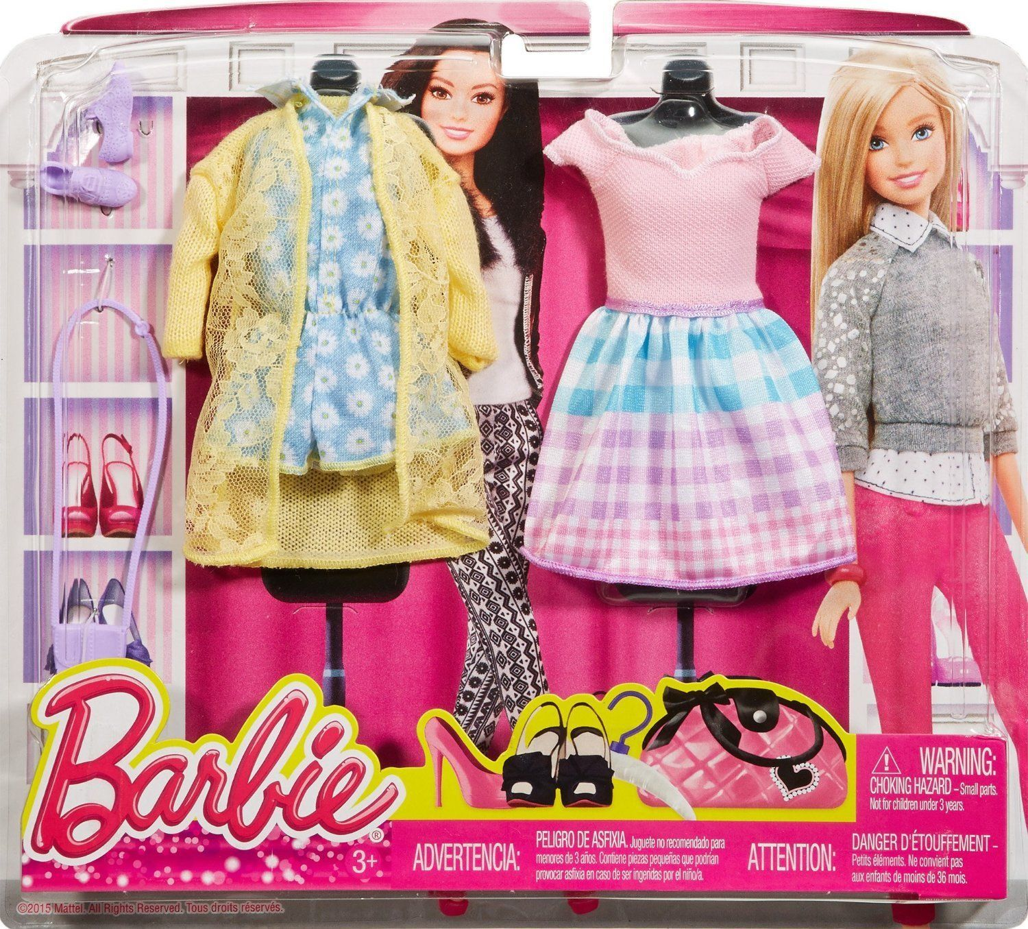 barbie doll outfits uk